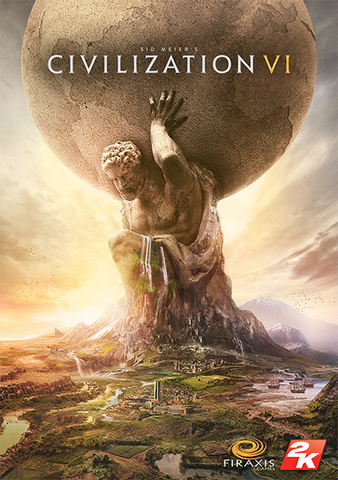 Nintendo Switch Sid Meier's Civilization VI (русские субтитры)