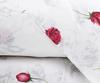 Постельное белье 2 спальное евро Mirabello Baccarat белое