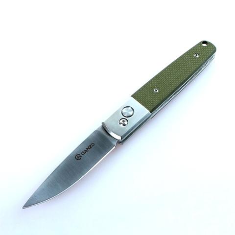 Складной нож Ganzo G7211 Зеленый