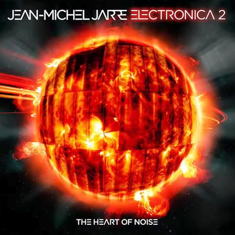 Jean-Michel Jarre / Electronica 2: The Heart Of Noise (RU)(CD)