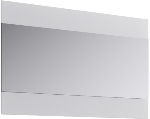 Бергамо панель с зеркалом и подсветкой Ber.02.10,