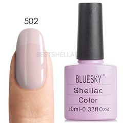 Bluesky shellac 80502, 10 мл