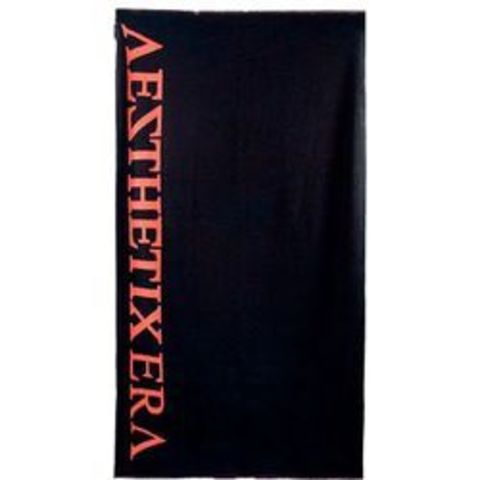 Полотенце AE Beach towel orange