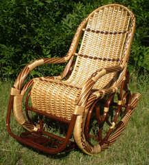 Кресло-качалка Калитва Люкс