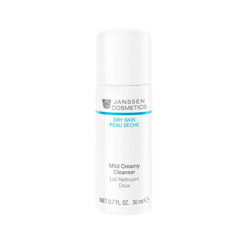 Janssen Travel Size Mild Creamy Cleanser