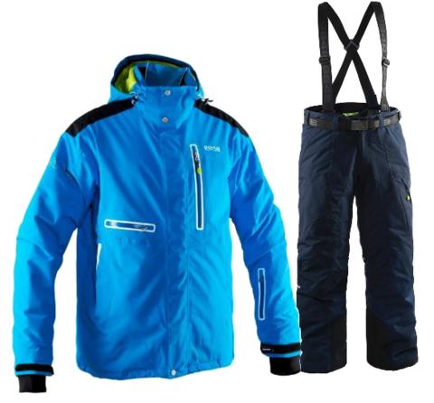 Мужской горнолыжный костюм 8848 Altitude Sason/Base 67 (navy)