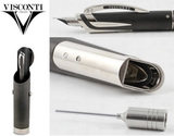Перьевая ручка Visconti Pininfarina Carbongraphite перо хром пал 23 (VS-622-00F)
