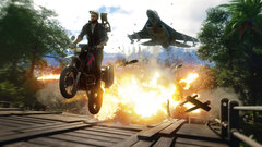 Sony PS4 Just Cause 4 (русская версия)