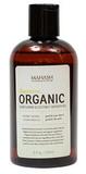 Органический гель для душа с подсолнечным и кокосовым маслом, Mahash