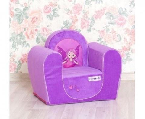 Набор мебели Paremo Детское кресло Фея Сиреневый PCR316-01