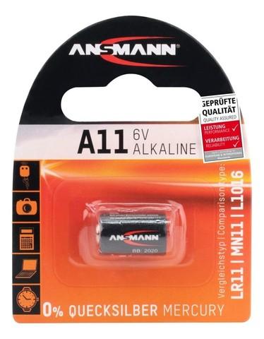 Батарейка A11 / LR11 ANSMANN 6V