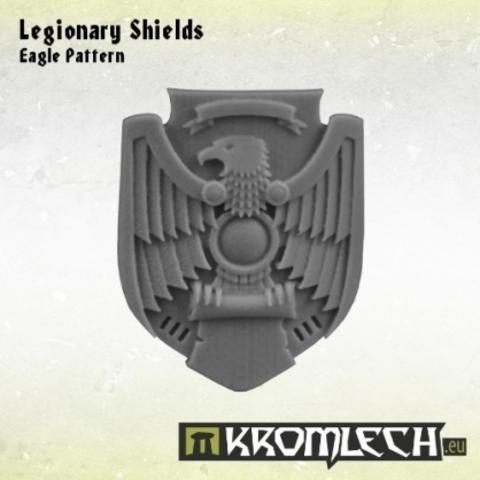 Legionary Eagle Pattern Shields  (5)