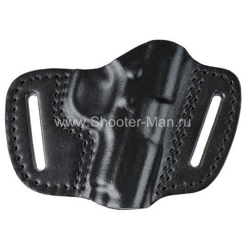 Кожаная кобура на пояс для пистолета ТТ ( модель № 11 )