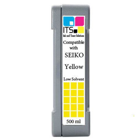Картридж Low Solvent Yellow 500 мл
