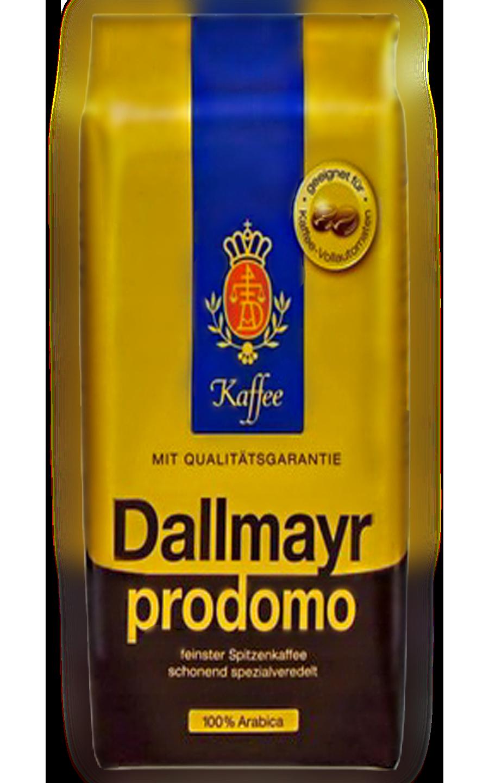 Кофе в зернах Dallmayr Prodomo 500