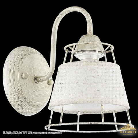 IL2353-1WA-26 WT GD светильник настенный