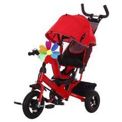 Велосипед Moby Kids Comfort 10x8 AIR Красный (641051)