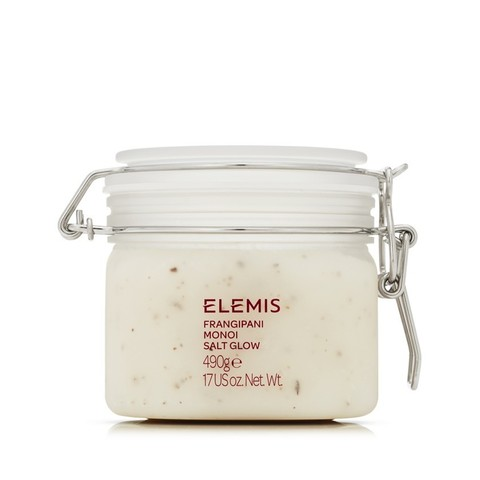 Elemis Солевой пилинг для тела Франжипани-Монои Frangipani Monoi Salt Glow