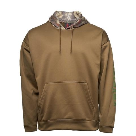 Толстовка с капюшоном KRYPTEK OPS hoodie  Mandrake™/dark olive