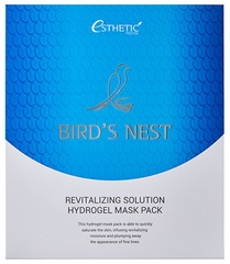 [ESTHETIC HOUSE] Гидрогелевая маска для лица BIRD'S NEST REVITALIZING HYDROGEL MASK PACK