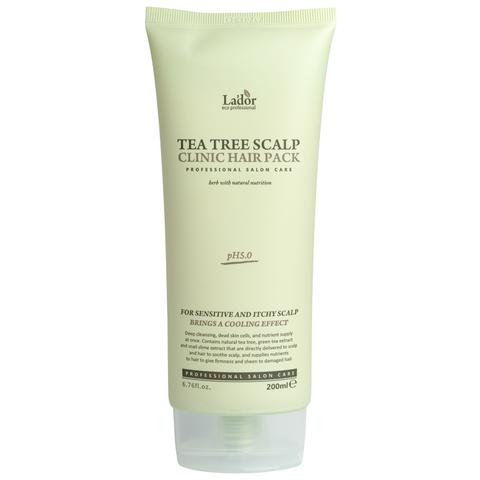 Маска-Пилинг Для Кожи Головы С Экстрактом Чайного Дерева LADOR Tea Tree Scalp Hair Pack