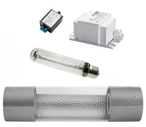 Комплект ДНАТ с светильником и лампой мощностью 150w
