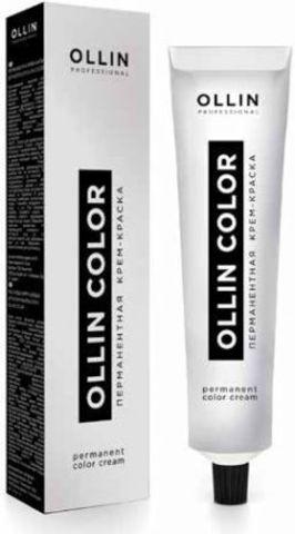 OLLIN color 11/81 специальный блондин жемчужно-пепельный 60мл перманентная крем-краска для волос