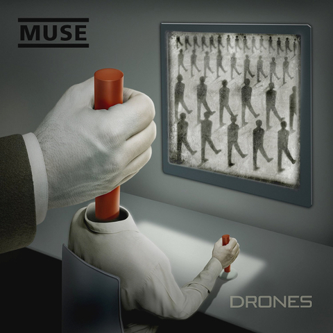 Muse / Drones (Deluxe Edition)(CD+DVD)