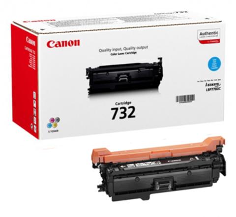 Картридж Canon Cartridge 732C/6262B002