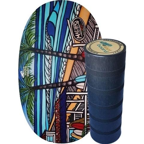 Балансборд FeetBoard Classic - Malibu