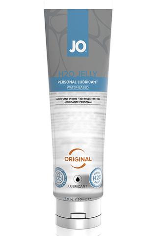 Гелевый оригинальный на водной основе JO H2O JELLY - ORIGINAL 120 мл. фото
