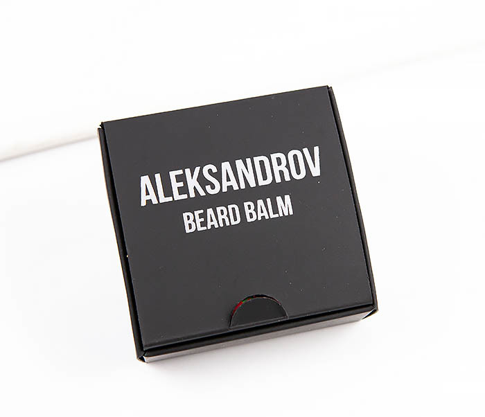 RAZ424-4 Бальзам для бороды «Christmas» от ALEKSANDROV (30 мл) фото 02