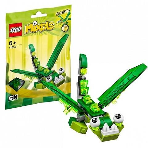LEGO Mixels: Слушо 41550
