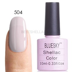 Bluesky shellac 80504, 10 мл
