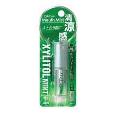 Спрей-освежитель для рта, LION, Mouth Mist HYLITOL mint, 5 мл