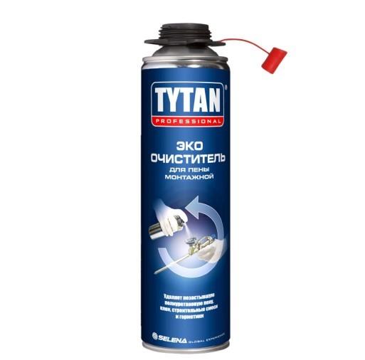 Очиститель монтажной пены Tytan Professional Еco / Титан Профессионал Эко