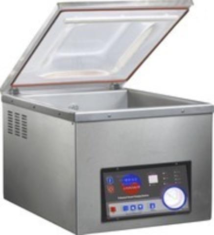 фото 1 Аппарат упаковочный вакуумный Indokor IVP-400/2F с опцией газонаполнения на profcook.ru