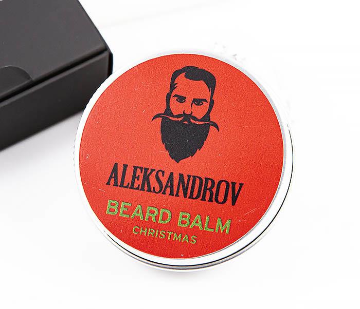 RAZ424-4 Бальзам для бороды «Christmas» от ALEKSANDROV (30 мл) фото 03