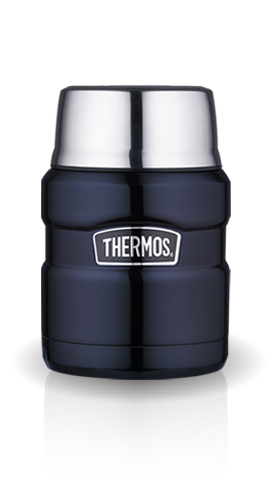 Термос для еды Thermos King SK3000 (0,5 литра), темно-синий