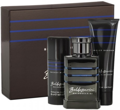 Baldessarini Secret Mission Gift Set