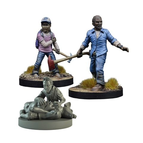 Lee & Clementine Booster