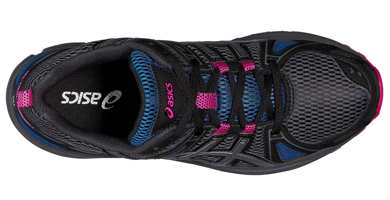 Женские кроссовки внедорожники Asics Gel-Trail Tambora 4 (T468N 9093) черные фото