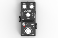 AMT SD-2 FX Pedal Guitar S-Drive mini