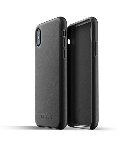 Чехол Mujjo iPhone X/XS Leather Case