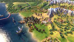 Nintendo Switch Sid Meier's Civilization VI (русские субтитры)