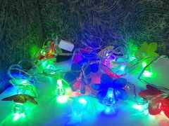 Электрическая светодиодная гирлянда-