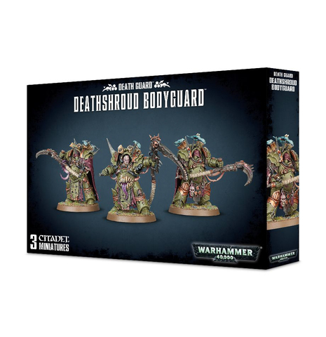 DEATH GUARD DEATHSHROUD BODYGUARD
