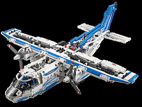 LEGO Technic: Грузовой самолёт 42025