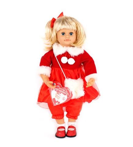 Кукла говорящая интерактивная Настенька (код: T23-D727)