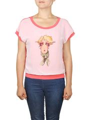 B5176-5 блузка женская, цветная